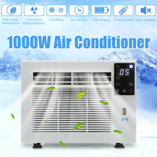 700W USB Portable Air Conditioner Cooling Heating Timing Light Dehumidification