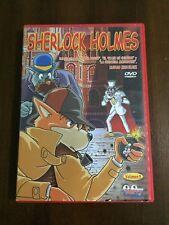 SHERLOCK HOLMES VOL 5 - 1 DVD MULTIZONA 1-6 - 4 EPISODIOS 100 MIN HAYAO MIYAZAKI