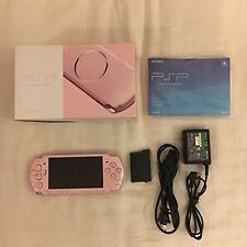 "PSP ""Playstation Portable Blossom Pink sakura (PSPJ-30013) Japan limited"