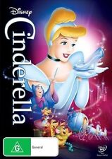 Cinderella Trilogy 3 Movie Collection R4 Dreams Come True Walt Disney