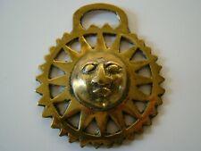 New listing Cast Brass Sun Bottle Opener