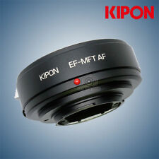NEW Version Kipon Auto Focus AF Adapter for EOS EF to Micro Four Thirds m4/3 MFT