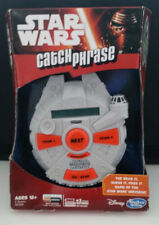 HASBRO--STAR WARS CATCH PHRASE game--Millenium Falcon!