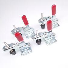 4pcs Quick Release 30Kg 66.1Lbs Toggle Clamp Holding Capacity Hand Tool Gh-13009