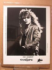Joey Tempest Europe 8x10 photo movie stills print #1497