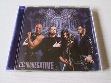 NIGHTFALL Electronegative CD HOLY GREEK METAL ROTTING CHRIST NO LP