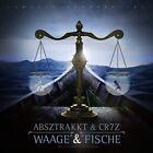 ABSZTRAKKT & CR7Z - WAAGE & FISCHE (2LP+MP3) VINYL LP + DOWNLOAD NEU
