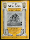 The New Age: The Official Organ of the Supreme Council 33゚, freemason, 1956, sep