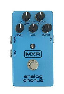 MXR M234 Analog Chorus Guitar Effect Pedal