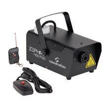 Soundsation Zephiro 400 Fog Machine Wireless Remote Smoke Machine 400W DJ Disco