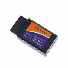 ELM327 WiFi Car Diagnostic Scanner Code Reader Tool For iPad Android IOS osSJAU