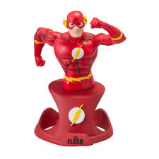 DC COMICS Paperweight il flash BUSTO STATUA UK Venditore