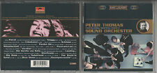 PETER THOMAS SOUND ORCHESTER - Easy Loungin - CD 1995 (Raumpatrouille/Twiggy))