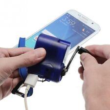 Survival Stromerzeuger, Outdoor Kurbel Ladegerät für Mobilfunkgeräte,Handy,