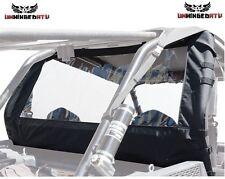 Tusk UTV Rear Window / Dust Stopper / Back Window: Polaris RZR 900 1000 XP S XC