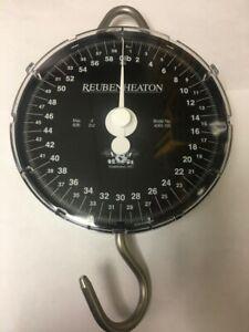 Reuben Heaton Standard Angling Scales Analogue NEW 60LB d = 2oz RH4060 TP100