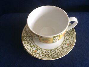 Wedgwood Home Terrace tea cup & saucer