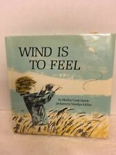 """1973 """" Wind Is To Feel"""" By Shirley Cook Hatch Lot6"""