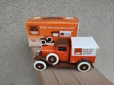 """Trustworthy Hardware Die Cast Coin Bank! Ford Model.""""A"""" 1:25 Scale"""