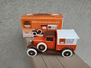 "Trustworthy Hardware Die Cast Coin Bank! Ford Model.""A"" 1:25 Scale"