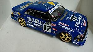 1:10 RC Nitro EXCRC Petrol Engine Dick Johnson Racing Ford XD Falcon On Road Car