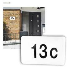 Hausnummer Außenwand Beleuchtung 12W/230V Hausnummernleuchte mi Dämmerungssensor