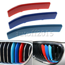 ///M Car Styling Front Grille Grill Trim Strip Cover For BMW 5 Series X5 F10 F18