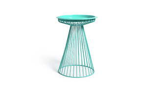 Global Wire Side Table- Metal