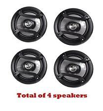 """4 X Pioneer TS-165P 6.5"""" Inch 2-Way Car Audio Speakers - Car Spekaer Package"""