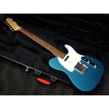 Fender Custom Shop / 1963 Telecaster Lake Placid Blue NOS Electric Guitar (Used)
