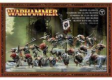Warhammer Fantasy Skaven Clanrats Miniature Citadel