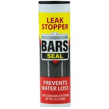 Bars Seal 25g Car Radiator Rad Cooling System Sealer Stop Leak Weld - 15 Litres