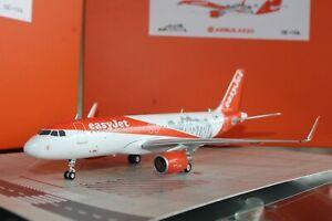 """Easyjet A320 (OE-IVA) """"Austria"""", 1:200, JC Wings"""