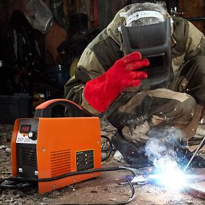 Handheld Mini Electric Inverter Welder 220V 20-200A ARC Welding Machine 4000W
