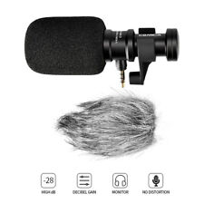 Ulanzi Comica Phone Microphone Video Stand Rotated For Samsung Smartphone iPhone