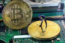 BITCOIN MINING mit Bitmain Antminer s9 inkl. Bitcoin VISA Card und Service