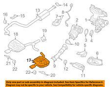VOLVO OEM 15-16 XC70 2.0L-L4-Exhaust Muffler-Rear 31392841