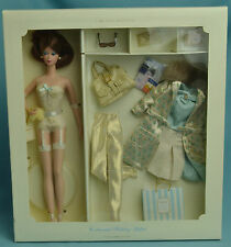 NRFB CONTINENTAL HOLIDAY SILKSTONE BARBIE GIFTSET FASHION MODEL COLLECTION LE
