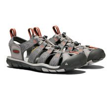 Keen Mens Clearwater CNX Walking Sandal - Grey Sports Outdoors Breathable
