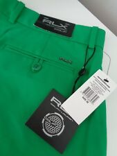 Ralph Lauren Golf RLX Green Recovery Stretch Shorts Size 32