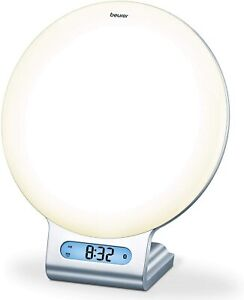 Beurer WL 75 Wake Up App Controlled Light Wi-Fi Mood SAD RRP £120 Alarm Sunrise