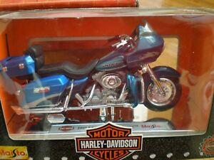 Maisto 2000 FXSTB Night Train Harley Davidson