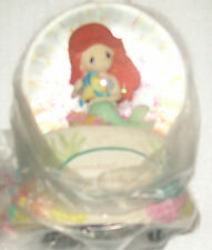 Disney Showcase Collection Precious Moments Ariel Waterball Nib