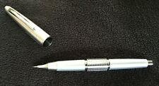 Pentel 5 Sharp Kerry | P1035 0.5mm | Silver | New Mechanical Pencil w/ Cap