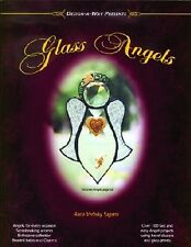 Stained Glass Pattern Book - GLASS ANGELS