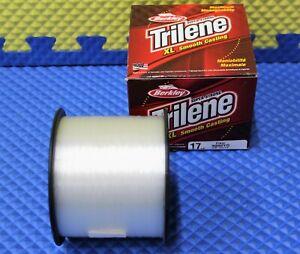 Berkley Trilene XL Smooth Casting 17LB 3000YD Line Clear XL3017-15 1001969