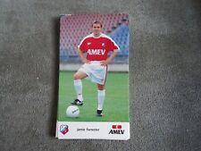 JAMIE FORRESTER - FC UTRECHT - very rare - 10x17cm AUTOGRAPHCARD *