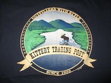 KITTERY TRADING POST Outfitters With Style NEW HAMPSHIRE Since 1938 (LG) T-Shirt
