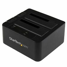 Startech.com Usb 3.0 / Esata Dual Hard Drive Docking Station With Uasp For