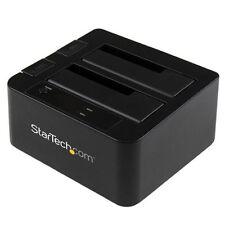 Startech.com Usb 3.0 / Esata Dual Hard Drive Docking Station With Uasp For